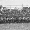 (1959) Members of the Kulpmont Wildcats football team are, front row, from left,  Johnny Bednarchick, Bob Fodor, Leo Pollock, Philip DeOrio, John Zegarski, Peter Seprinski, Wayne Whitney and Frank Bergonia; second, Robert Domaleski, Joseph Dunick, Mike Hoboleski, Mark Padula, William Paul, Edward Dobrzyn, John Wascavage and David Swatski; third, Daniel Tominovich, Russell Cesari, Frank Miriello, Andrew Bubnis, Joseph Motyka, John White, Howard Klinger and Joseph Orzechowski; fourth, Victor Olear, Stever Matzura, James Little, Donald Fodor, Robert Swatski and James Greco.