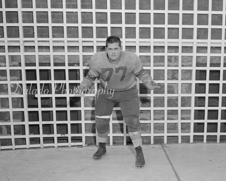 (10.30.58) John Back, player for Mount Carmel Catholic.