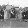 (1958) Mount Carmel homecoming.