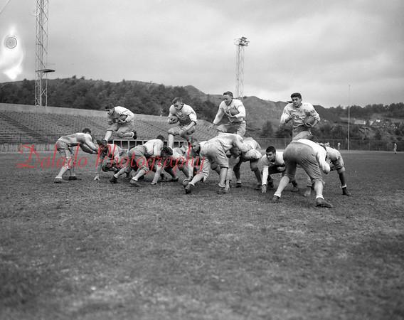Mount carmel high school football team