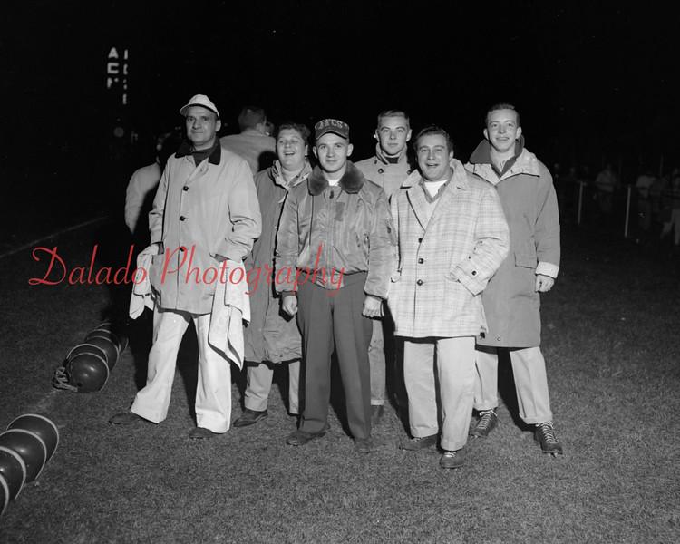 (1958) Mount Carmel football.