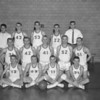 (1962) Mount Carmel High School's hoop team