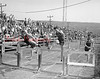 (May 1954) Mount Carmel track meet on Field Day.