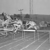 (May 1960) Mount Carmel High School track. Pictured is Jim Trione.