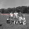 (Aug. 1969) Our Lady of Lourdes football.