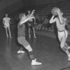 (1962) Lourdes basketball.