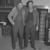 (02.25.54) Shuffleboard champs are Art Minnick, left, and Frank Betz.