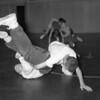 (January 1958) Wrestling.