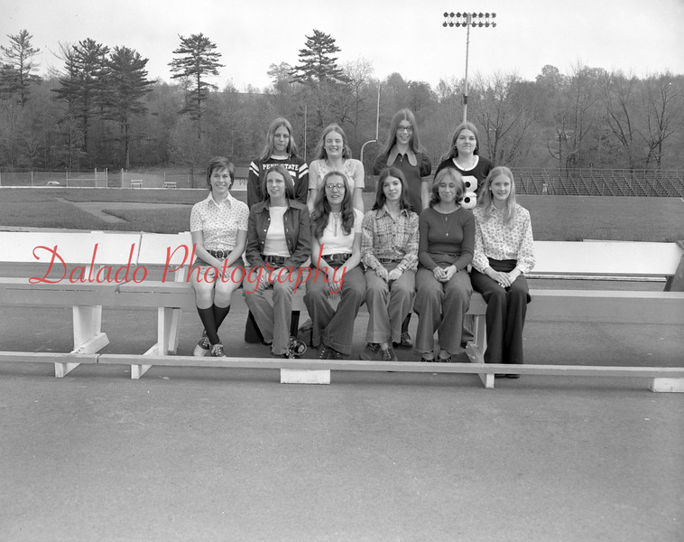 (1973) Shamokin Area High School track.