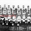 Many of the same players as the last photo also appear in this photo, which was taken probably in 1939.
