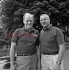 Bernie Romanokski and Chuck Peters.