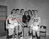 (1960) Shamokin High School basketball.