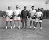 (1971) Shamokin Area High School football coaches.