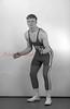 (1971) Shamokin Area High School wrestling, Wes Schrader.