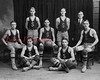 1924-25 Shamokin High School boys' basketball team.