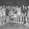 (1960) Shamokin basketball.