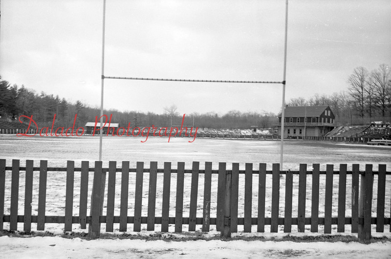 (1958) Kemp Memorial Stadium.