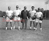 (1971) Shamokin Area High School football coaches.