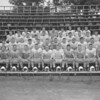 (1959) Members of the Greyhounds are, front row, from left, Gary Johnson, Tom Treese, Paul Swank, John Bryson, Mike Strict, Bill Wilson, Herm Miller, Tom Pickering, Mike Klembara and Sam Varano; second,  Joe Leshock, Thomas Thompson, Warren Thomas, John Bossler, Bob Rosenbloom, Bill Freeman, Rusty Craig, Francis Verano, Barry Henninger, Alfred Curran, Jim Apollo and Bob Schickley; third, Herbert Lanker, Ron Llewellyn, Joe Zalewski, Gary Woodley, Wilbur Fegley, Ned Burkettt, Bob Sosnoskie, Warren Reitz, Joe Mroz, Chuck Welker and John Duchon; fourth, Ray Frederick, Roger Lauver, John Treese, Robert Herb, Pete Barr, Joe Fidler, William Scandle, Dave Pickering and Charles Sosnoskie.