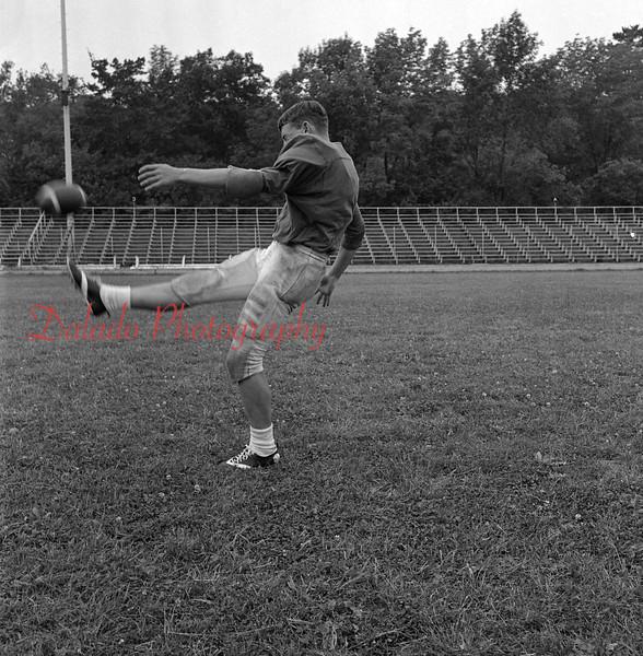 (Aug. 1969) Shamokin football.