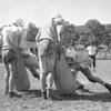 (Oct. 1960) Shamokin football players.