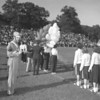 (1958) Program at Kemp Memorial Stadium.