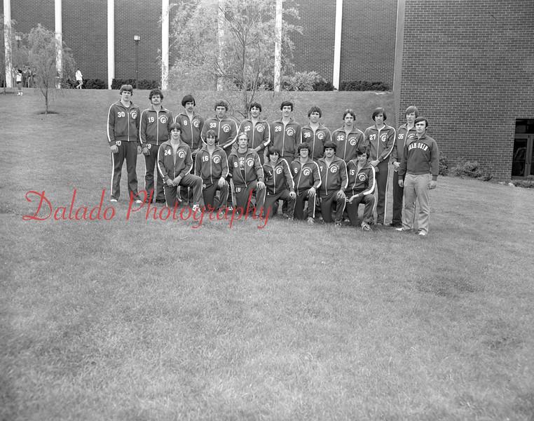 (1979) Shamokin Area High School track.