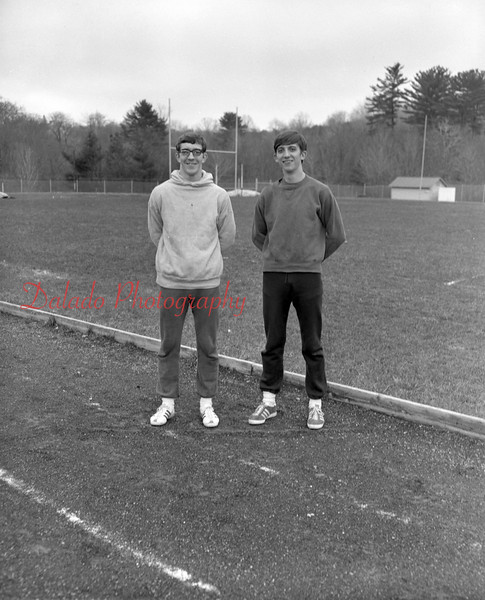 (1970) Shamokin Area High School track.