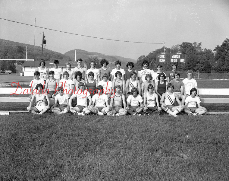 (1975) Shamokin Area High School track.