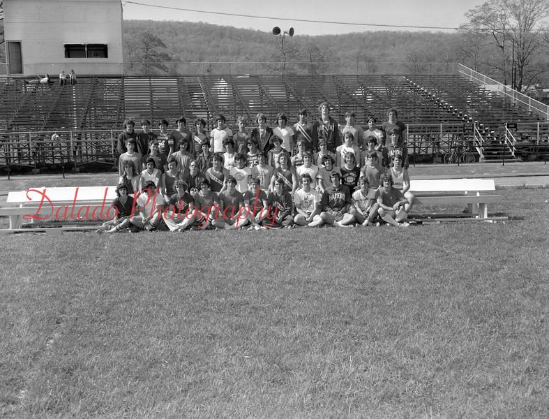 (1974) Shamokin Area High School track.