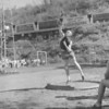 (1957) Shamokin High School track.