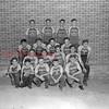 (1951) Franks Rookies are, front row, from left, R. Carsto, D. Carsto, L. Janaskie, A. Konetskie and F. Konetskie; second, R. Daniels, K. Landau, Joe Wisnewski and Bob Carsto; third,  T. Buggy, J. Kiersnowski, J. Cerkeiyskie, T. Janaskie, J. Dudeck; fourth, J.J. Hojnacki, E. Nahodil, S. Ziemba and E. Janaskie.