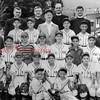 St. Edward's baseball team.