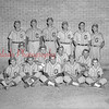 (07.01.54) Gratz Nine who played in Uniontown are, front row, from left, Jackie Reed, John Binghamtone, Ronald Strayer, Jim Daniels and Darl Paul; second, Buzz Hepler, Larry Byerly, George Reed and John Willard; third, Cy Shade, Ray Straub, Charles Schoffstall, Donald Hopple, Ron Scheib and Robert Hopple.
