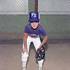 Scott Lute, baseball player for F&S.