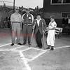 (1954) At the Mt. Carmel field.