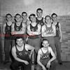 (1952) Salem basketball.