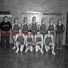 (1954) Trevorton basketball team.