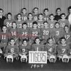 (1949) Tigers football team.