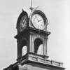 J.H. and C.K. Eagle clock.