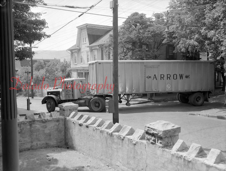 Arrow trucks.