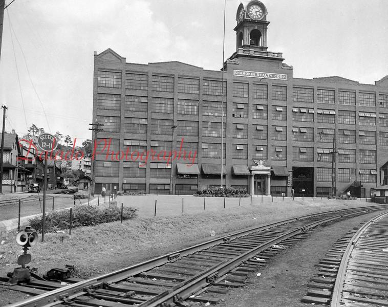 Eagle Mill.