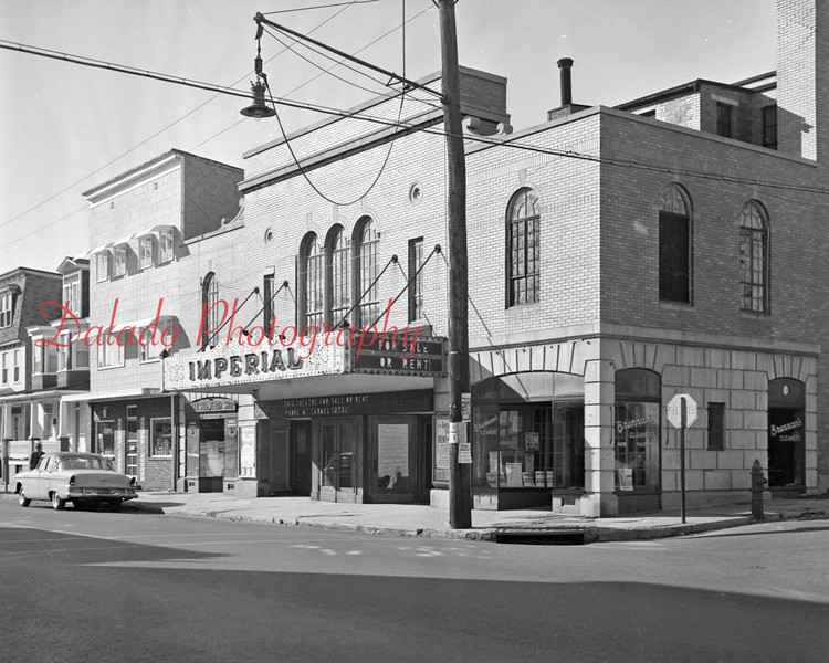 (10.19.1957) The Imperial, now Shimocks Furniture at 900 Chestnut Street.