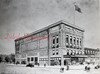Chamberlain Theatre in Mahanoy City drawing.