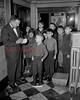 "(February 1963) Mr. Sinkovich and the ""Penny for a Pound"" at the Capitol."