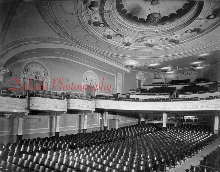 (1956) Vickey interior.