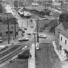 Pennsy and Reading tracks at Shamokin and Independence streets.