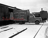(1950) Ranshaw Furniture offloading from a train.