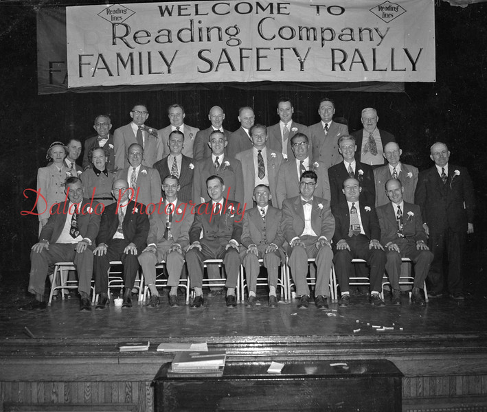 (10.19,1949) Reading Company Safety Meeting.