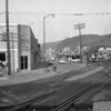 (02.23.55) Pennsy and Reading tracks at Shamokin and Independence streets.